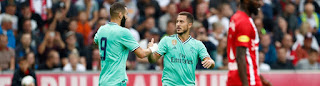 """Crónica Red Bull Salzburg-Real Madrid: Hazard el """"Duque de Austria"""""""