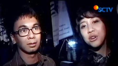 Raditya Dika dan Sherina