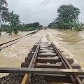 Daftar Kereta yang Terdampak Akibat banjir Jakarta