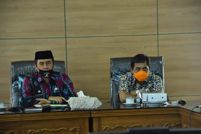 Wakil Bupati Minta Pemkab. Madiun Ikuti Lomba IGA Protokol Kesehatan