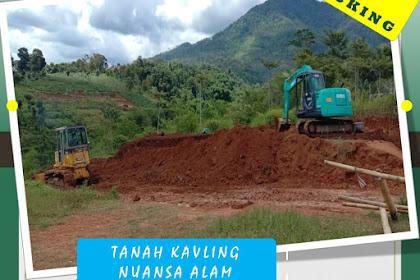 Tanah kavling siap bangun di Cibiru Bandung Timur view pegunungan