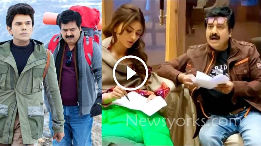 நடிகர் விவேக் கடைசியாக கேமரா முன் நடித்த காட்சி !!