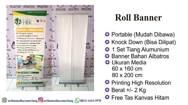 Roll Banner