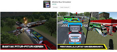 permainan bus simulator offline