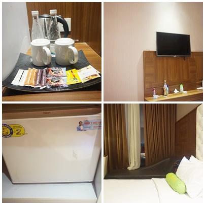 hotel di bandung, fasilitas hotel