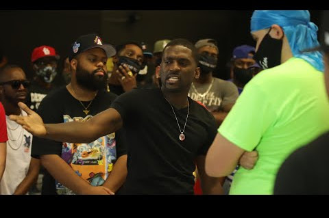 Gates Of The Garden Presents: OOOPS VS Zay Smoove