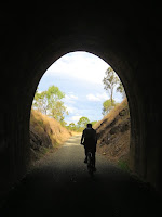 Yimbun Tunnel Brisbane Valley Rail Trail
