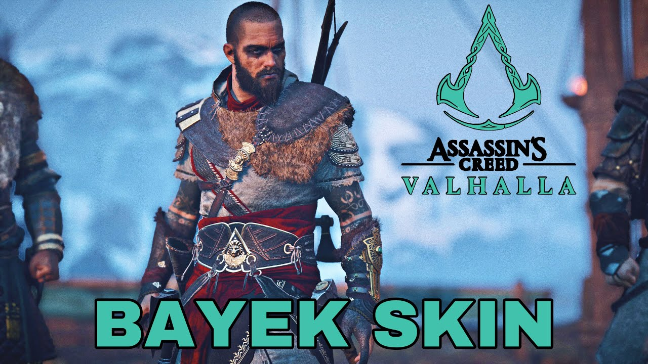 How do I get the Bayek skin in Assassin's Creed Valhalla?