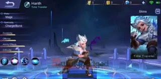 Pacarnya Nana? Harith Hero Baru Mage Mobile Legends, Skillnya OP Banget!