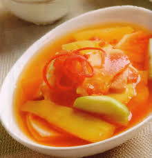 resep asinan buah suka - suka
