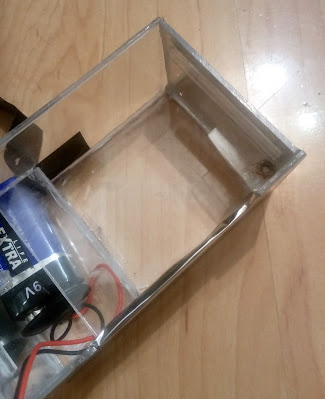 How to build a zener and LED diode tester - enclosure 5