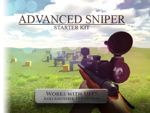 Free Advanced Sniper Starter Kit Unity Template V 4.5 Free