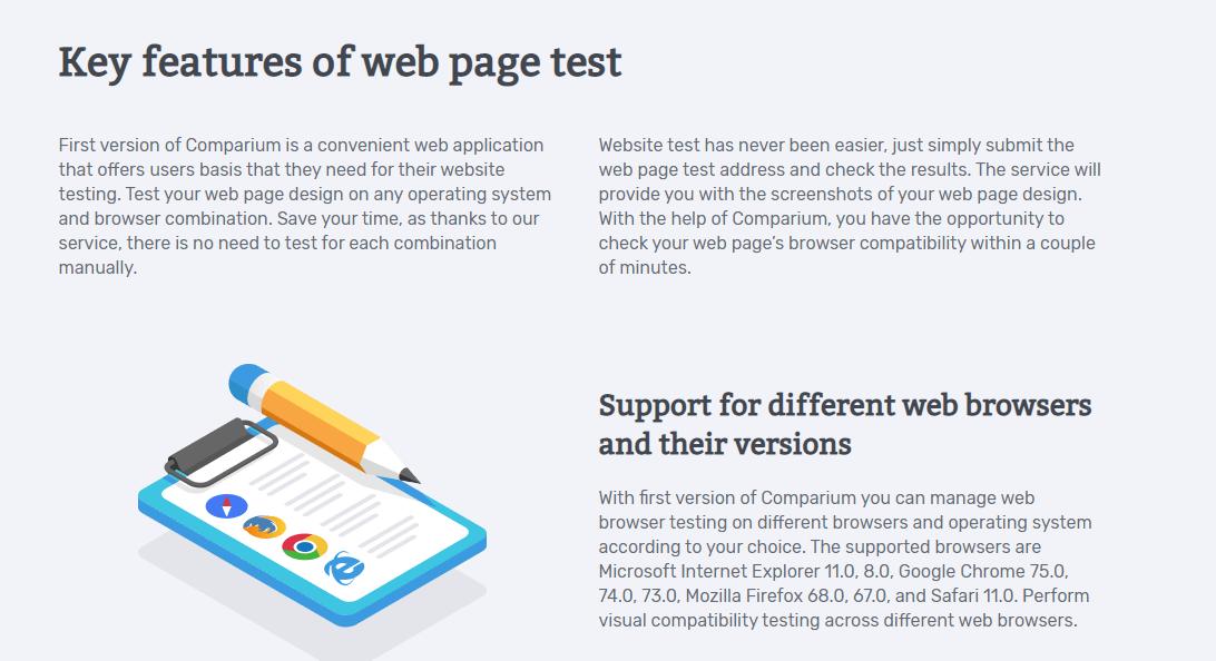 plataforma y navegadores