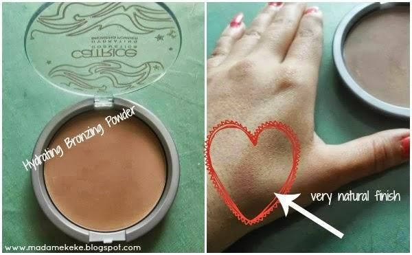Catrice Hip Trip Hydrating Bronzing Powder Review