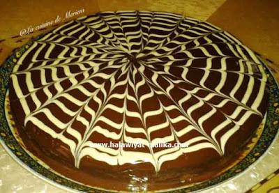 كيك الشوكولاته Moelleux au chocolat