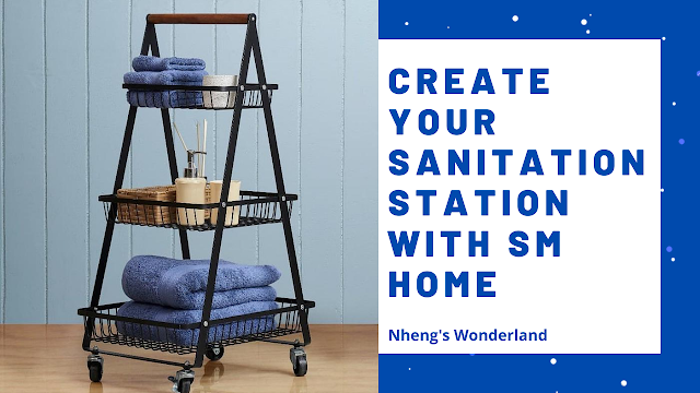 sanitation station SM Home