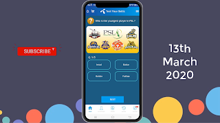 My Telenor Play and Win 13-03-2020