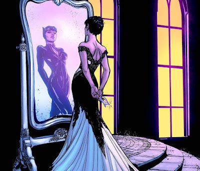 Vestido de novia Catwoman
