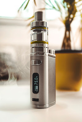 Is vaping a healthy substitute to smoking tobacco | Healthbiztips