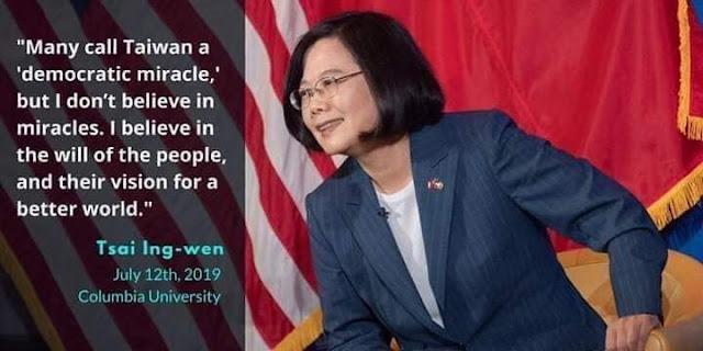 Cách thức tồn tại của Đài Loan bên cạnh tên độc tài khổng lồ TQ