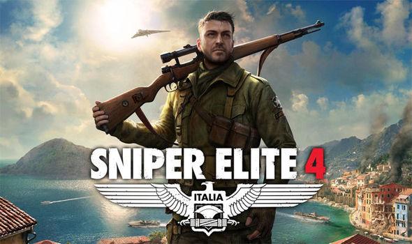 Sniper Elite 4 Deluxe Edition (2017][V1.5][ISO 52.20 GB][Español-Mult]