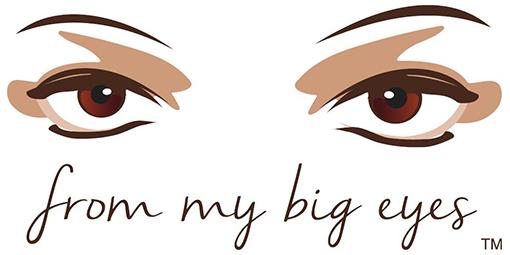 From My Big Eyes | Logo