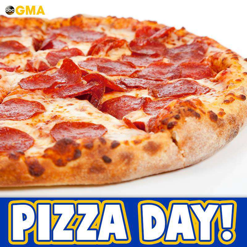 National Pizza Day Wishes Images download