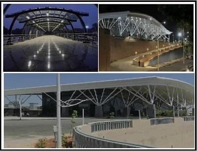 देश का पहला एयर कंडीशनर रेलवे स्टेशन