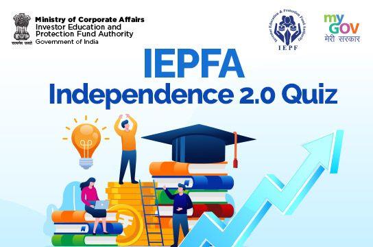 IEPFA Independence 2.0 Quiz