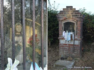 Oratoire de Sainte Apolline à Gaillefontaine