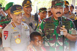 Ini Alasan Tito Karnavian Kirim Pasukan ke Nduga, Sorong dan Manokwari