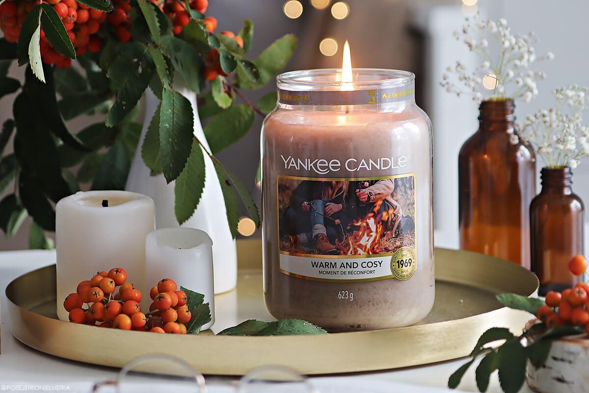 Yankee Candle Q3 2020 Campfire Nights. Moje pierwsze wrażenia o nowej kolekcji