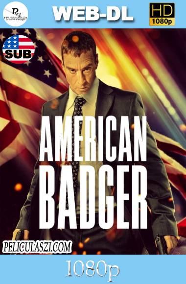American Badger (2021) HD WEB-Rip 1080p SUBTITULADA