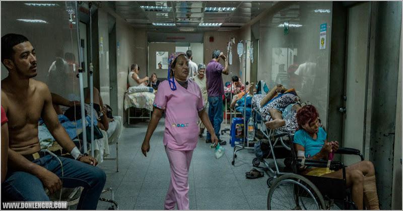 19 personas infectadas con COVID se fugaron del Hospital de Maracaibo