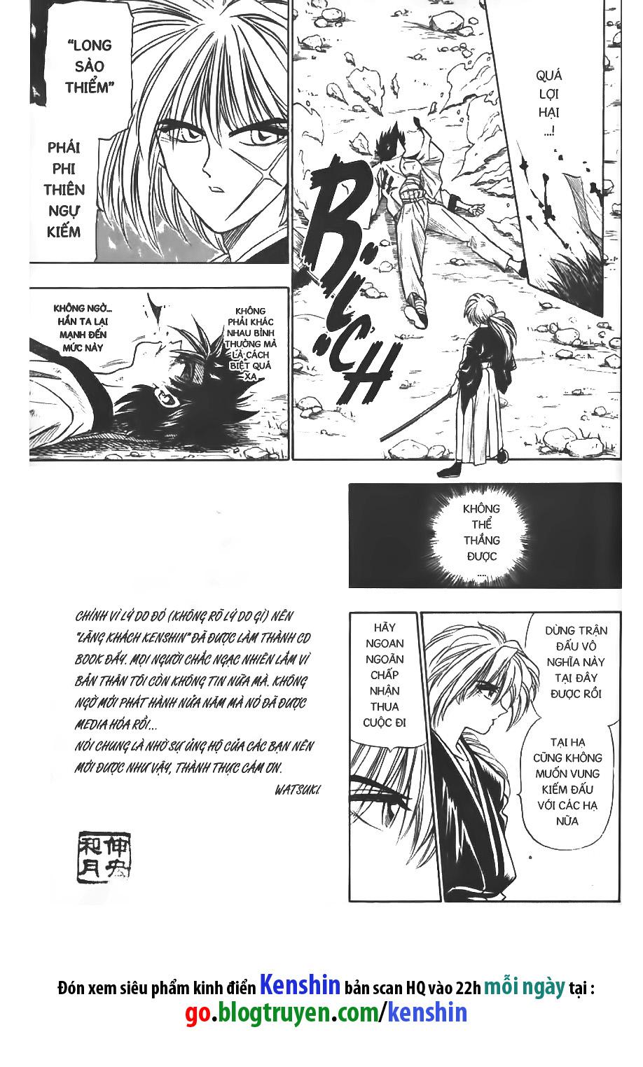 Rurouni Kenshin chap 7 trang 8