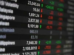 Stock Market, Share Market Chart