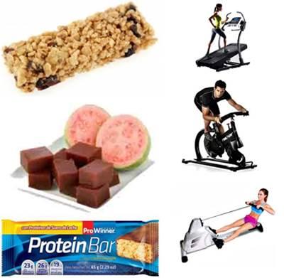 Snacks que puedes comer antes de tu sesión de entrenamiento cardio vascular