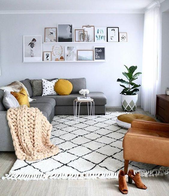 Desain Ruang Tamu Sederhana tapi Mewah Terbaru
