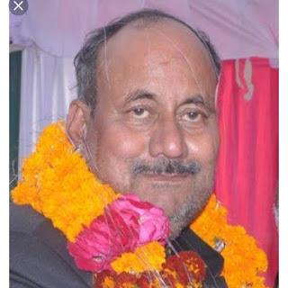 पूर्व सांसद सीएन सिंह के निधन से सपा को अपूरणीय क्षति : सुशील कुमार श्रीवास्तव   #NayaSaberaNetwork