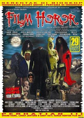 Film Horor Poster