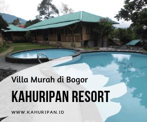 Kahuripan Resort Bogor
