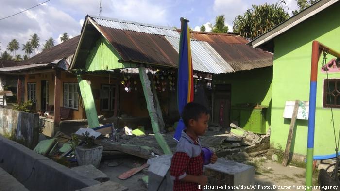 Gempa Palu Donggala
