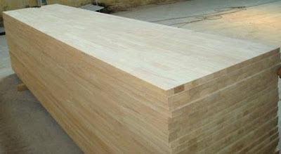Hình ảnh tấm gỗ ghép thanh