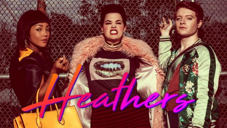 Heathers - Anthology Ordered to Series at TV Land
