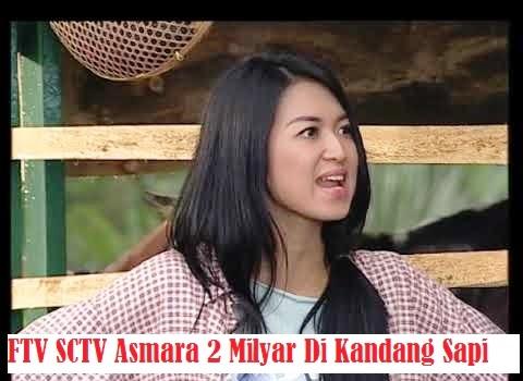 Daftar Nama Pemain FTV Asmara 2 Milyar Di Kandang Sapi SCTV Lengkap