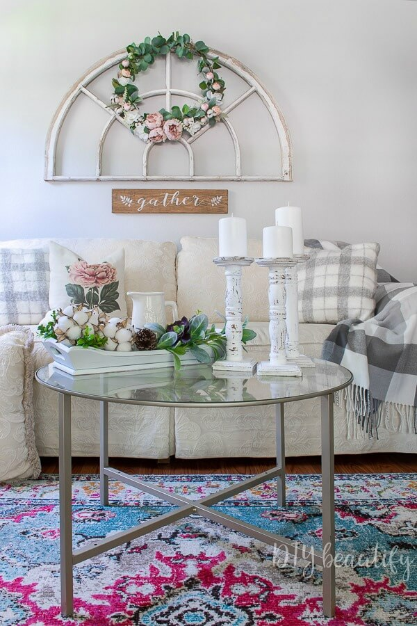 shabby chic farmhouse decor