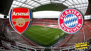 Арсенал – Бавария смотреть онлайн бесплатно 18 июля 2019 прямая трансляция в 06:00 МСК.