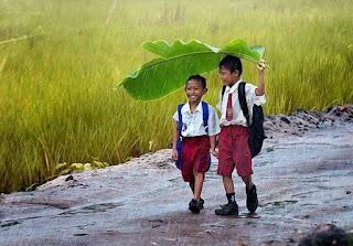Manfaat Air Hujan Untuk Menyembuhkan Segala Penyakit ala Rasulullah