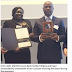 See The First Nigeria Bank To Win The Global Award - Outstanding Business Sustainability Achievement Award 2016