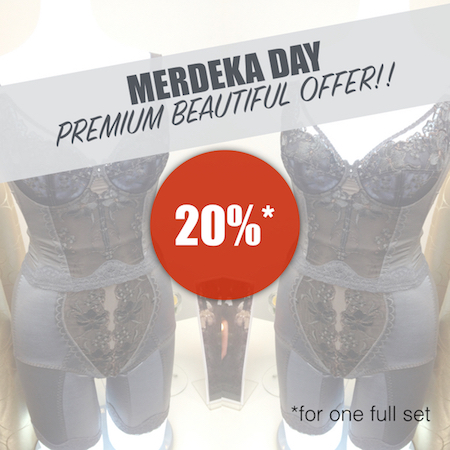 premium beautiful merdeka offer